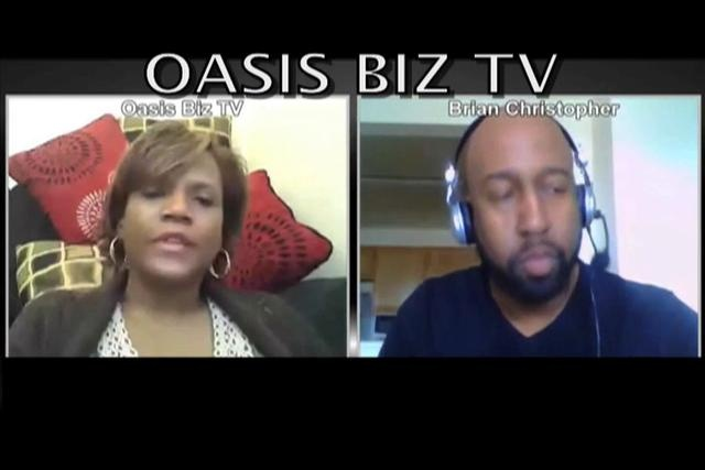 Brian Christopher talks with Oasis Biz TV about the ins and outs of being an independent entertainment artist.  http://www.oasisbiztv.com/