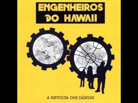 Engenheiros do Hawaii - Terra de Gigantes - (1987).  - Engenheiros do Hawaii / Álbum: A Revolta dos Dândis (1987) - Composição: Humberto Gessinger
