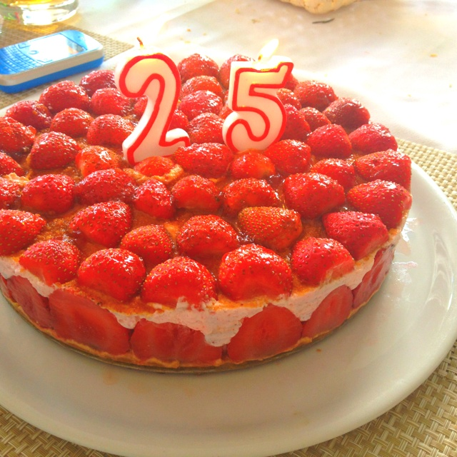 My 25 bday cake