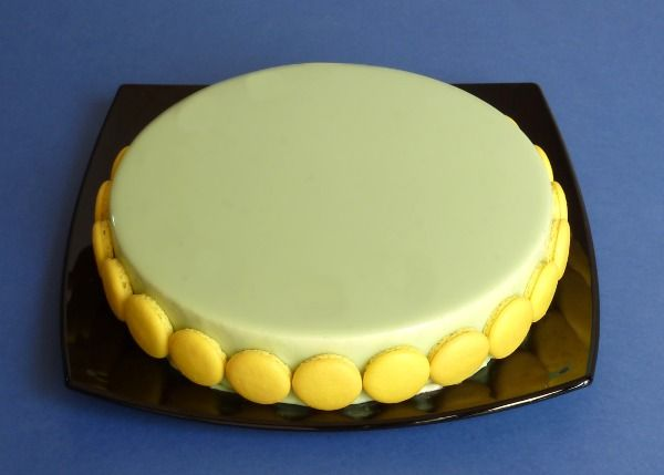 Torta pesche gialle, macis, biancospino