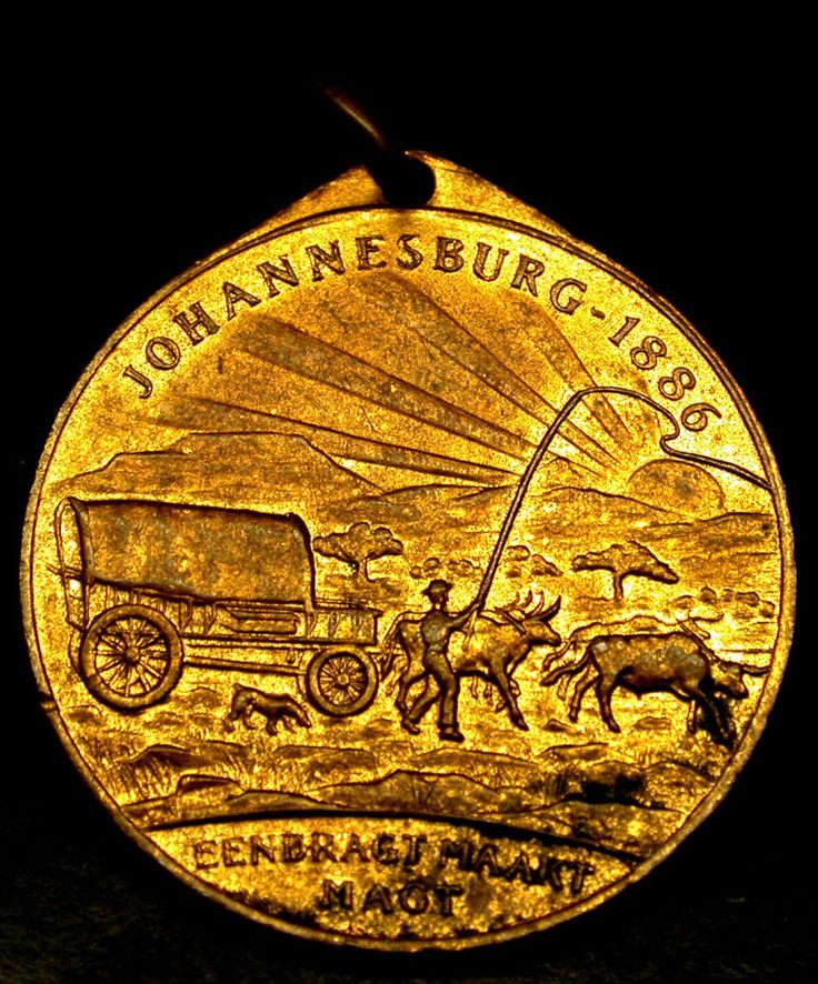 1886 - 1936 SOUTH AFRICA Empire Exhibition South Africa Medal - AMAZING SHAPE!