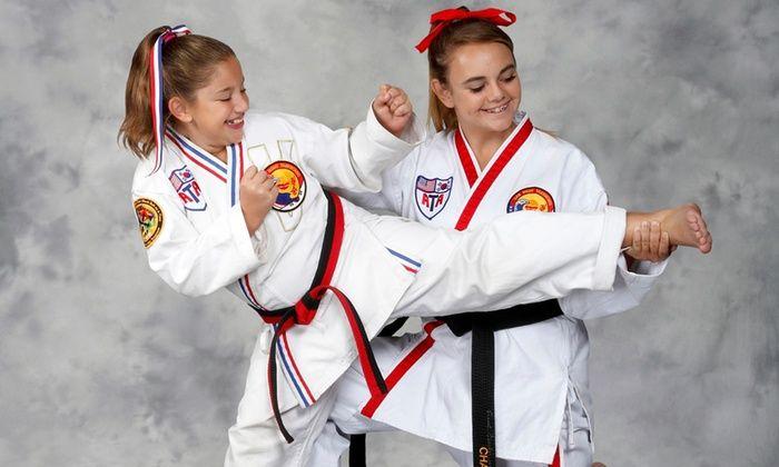 Image result for ata taekwondo uniforms