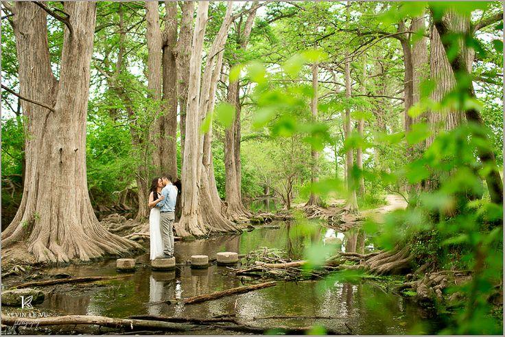 Cibolo Canyon Nature Center Wedding Photographer