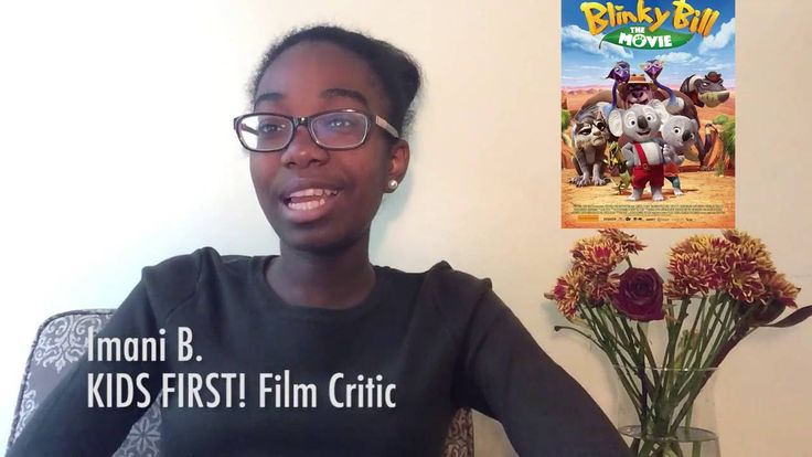 DVD Review: Blinky Bill the Movie by KIDS FIRST! Film Critic Imani B. #KIDSFIRST #BlinkyBill