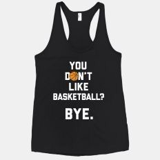 For all the basketball haters