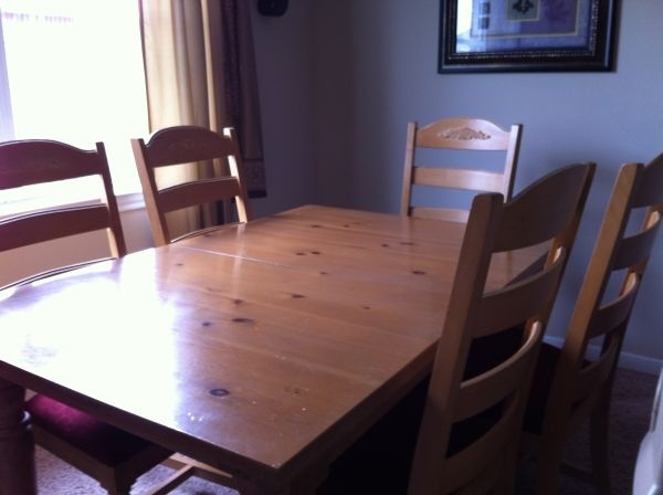 craigslist houston dining table collections