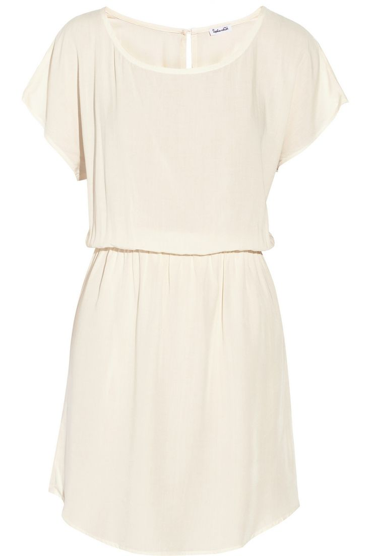 Splendid Voile mini dress NET-A-PORTER.COM