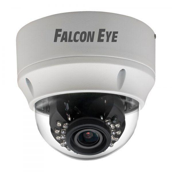 """Купольная камера Falcon Eye FE-IPC-DL201PVA FE-IPC-DL201PVA IP камера Falcon Eye FE-IPC-DL201PVA, камера нового поколения - 2-мегапиксельная, построенная на матрице 1/2.9"""" SONY CMOS с разрешением 2.12 мегапикселя. Имеет несколько тревожных входов и выходов для подключения проводных датчиков и оповещателей. Также в IP камере FE-IPC-DL201PVA есть RCA вход и выход для подключения активных микрофона и динамика. Это позволяет подобрать соответствующее периферийное оборудование под различные…"""