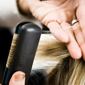 Hair Care: How To Straighten Hair Like a Pro (I need this, especially the tip for thick hair)