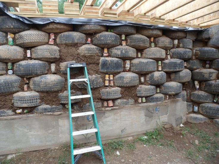 Rammed earth home designs cronk earthship tire house for Rammed earth home designs