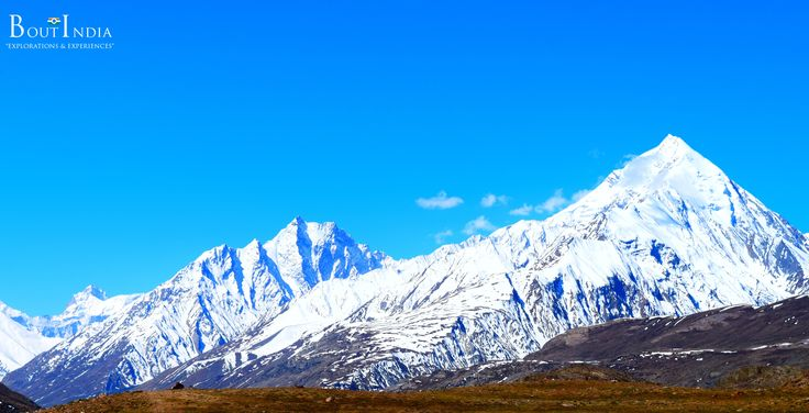 This is Chandrabhaga Range in the central Lahaul massif. The name of the range comes from the two Rivers Chandra and Bagha which mark the border of the massif. To reach this peak you have to walk on the huge Dhaka glacier, which is the biggest glacier in Lahaul Valley. From top of the peak you have a great view of the Kunzum Range, the magnificent Chandratal Lake and the Chandra River. #boutindia #chandertal #chandrabhagapeak #CB14 #CB13 #himalayas #travelindia #camping #trailsacrossindia