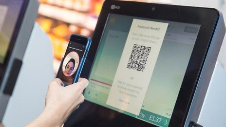 UK supermarkets try face-based ID and payment system https://tmbw.news/uk-supermarkets-try-face-based-id-and-payment-system  A new facial recognition app from British start-up Yoti could be trialled in two supermarkets, following a deal with self-service till maker NCR.It would enable shops to check the age of customers buying restricted products such as alcohol and knives, without human intervention.The free-to-consumer app works by pairing a selfie with an official document such as a…