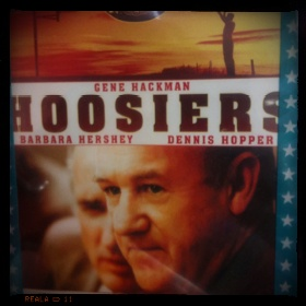 Best basketball movie ever. #Hoosiers