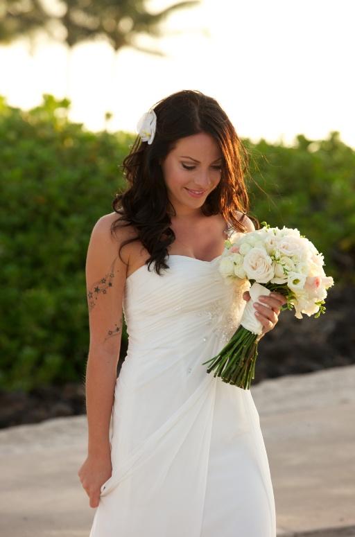 Marie-mai..beautiful wedding hairstyle