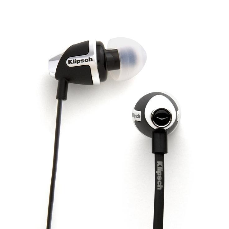 Klipsch Image S4 (II) In Ear Headphones - Black /Gear cover