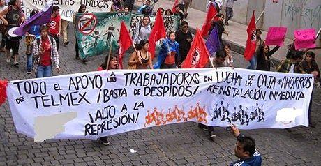 Francisco Hernández Juárez contra el Sindicato de Trabajadores de la Caja de Ahorro de los Telefonistas