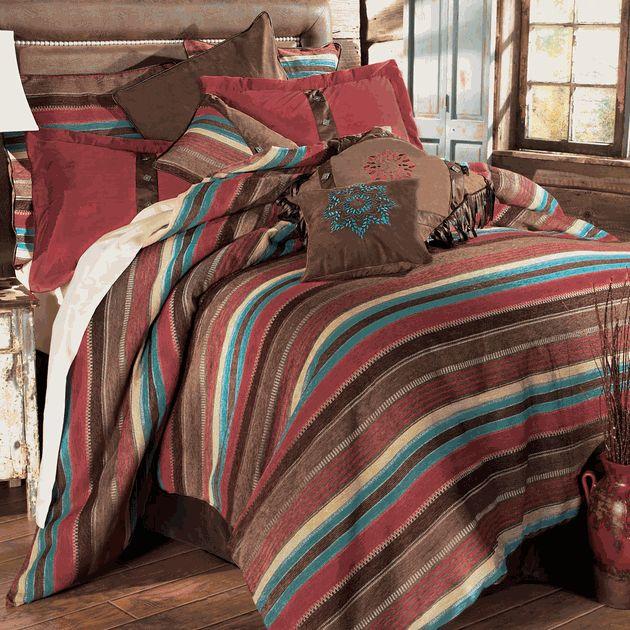Western Espuelas Bed Set King Decor Pinterest Bed