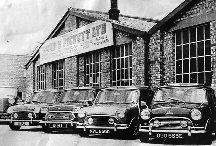 Wood Pickett Mini's_60s