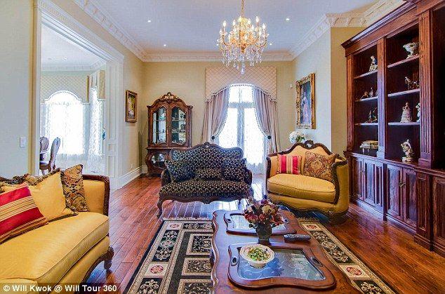 Toronto\'s $17.8m Château de Versailles built for couple\'s first ...