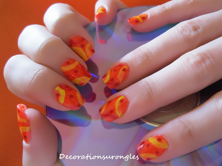 82 best nail art images on pinterest nail arts yellow and html nail art disco prinsesfo Images