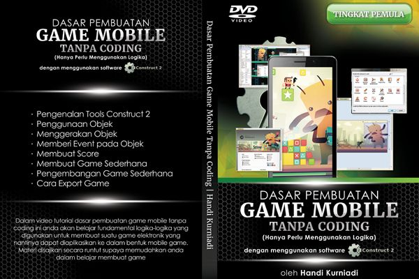 Tutorial Membuat Game Mobile 2