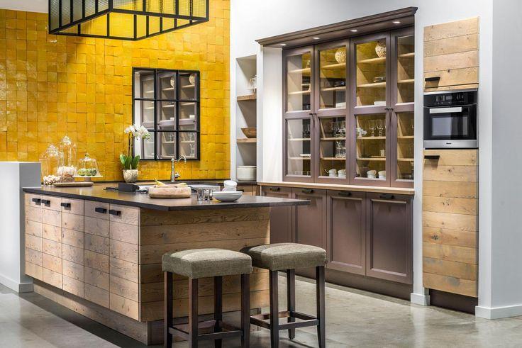 Strak landelijke keukens   Freja Home Styling