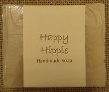 Handmade All Natural Soap - Happy Hippie