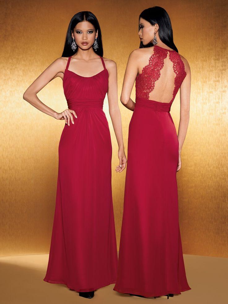 Red dress number jordans