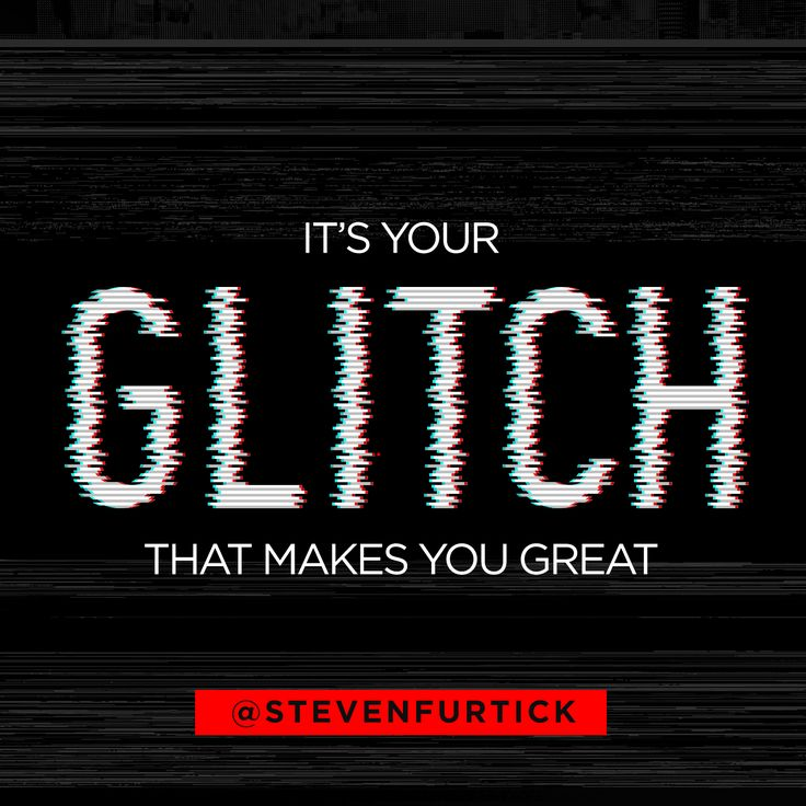 Pastor Steven Furtick, quote from the sermon The Glitch That Keeps On Giving. #IAmUnqualified