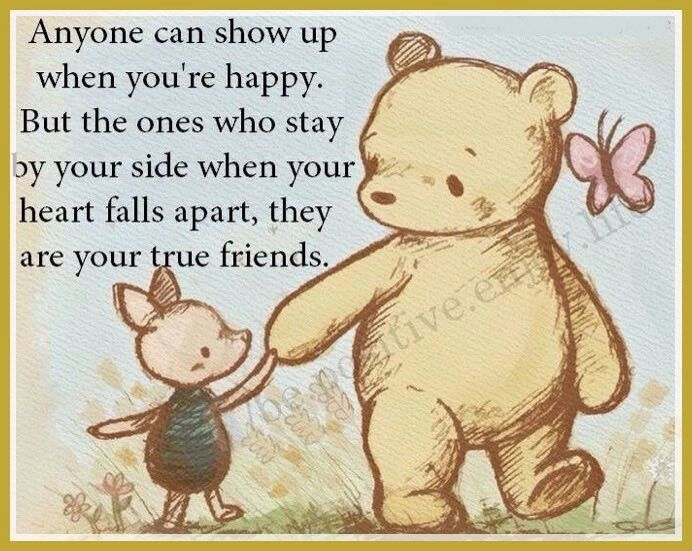 Thank goodness for friends that became family!