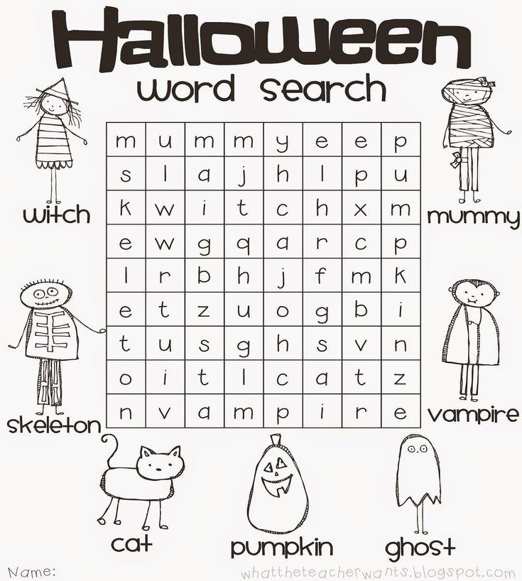 tis the spooky season of halloween when the color of the leaves begins to change and the weather is just a little colder we drag out the halloween - Printable Halloween Word Searches