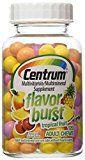Centrum Multivitamin Adult Chews, Tropical Fruit, 120 ct