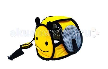 Aikung Шлем Пчёлка  — 2690р. -----------------------------------  Шлем Пчёлка - незаменимая вещь для любознательных и очень активных малышей.   Шлем предназначен для детей, начинающих ходить, с шести месяцев. Благодаря  эластичному материалу, из которого изготовлена защита, снижается степень удара, который может возникнуть вследствие случайного падения или опрокидывания ребенка.   Меры предосторожности: Использовать только для защиты головы  Нельзя носить в мокром виде Не царапать, не…