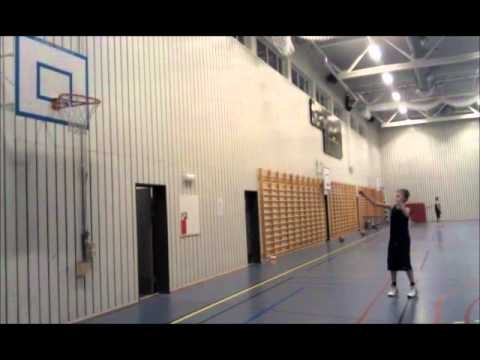 Freeze basketball