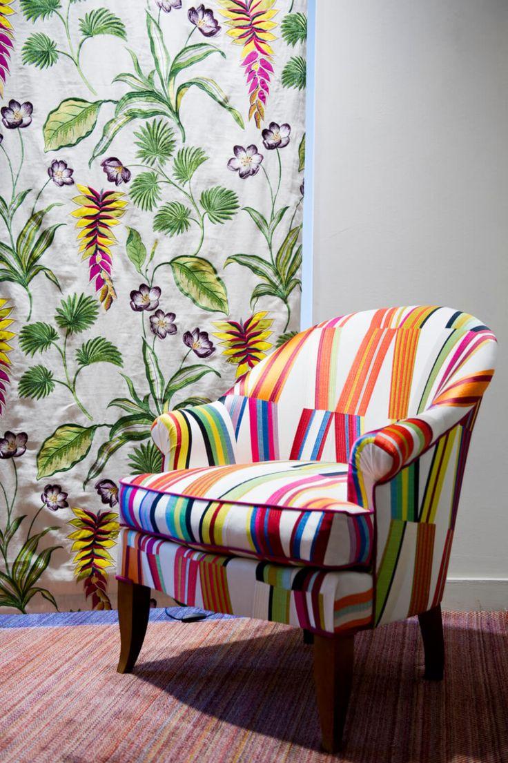 Fabrics F2954001 Carriacou Pierre Frey in 2020 Decor