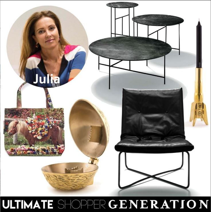 Our Ultimate gift selection. each member of the team chose their festive covets. Julia started off with Sen tables (DePadova), Diesel for Seletti Cosmic Diner candle stick, LC03 Chair (DePadova) Noix solid Brass Nut cracker (Seletti), Seletti wears Toiletpaper pony tote.