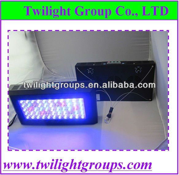 High Quality Dimmable reef tank full spectrum aquarium led lighting for sale For Saltwater Reef Tanks $70~$140