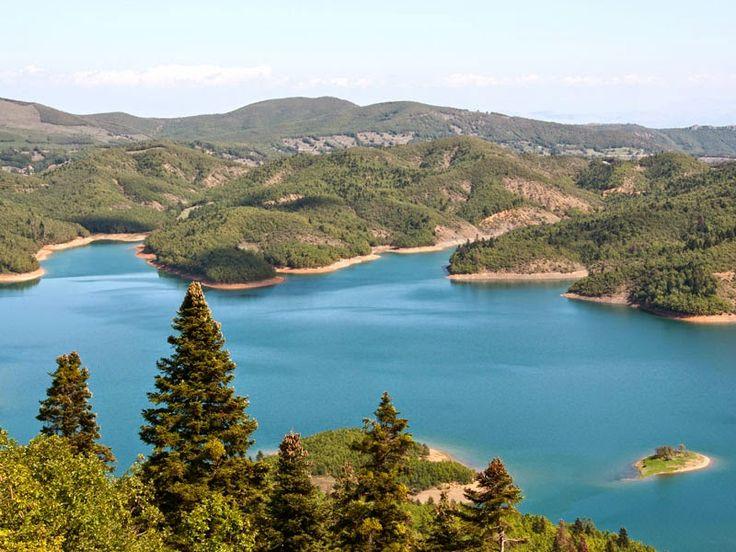 Λίμνη Πλαστήρα   K-News