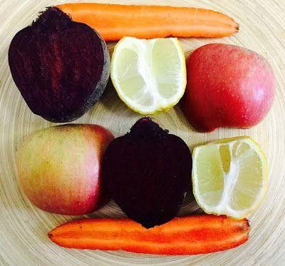 paloccofrutta: Barbabietola rossa, per un buongiorno a colori