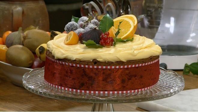 Engelse kerstcake - Rudolph's Bakery | 24Kitchen