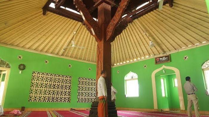 masjid satu tiang yogyakarta