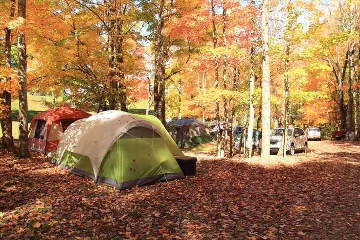 "What part of ""Fall Camping"" are you most looking forward to? For us it's campfires, no mosquitos & cooler weather!"