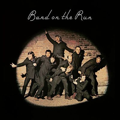 Paul McCartney & Wings - Band on the Run -  This was Wing's 3rd album, released in 1973..  One of my favourite albums ever!