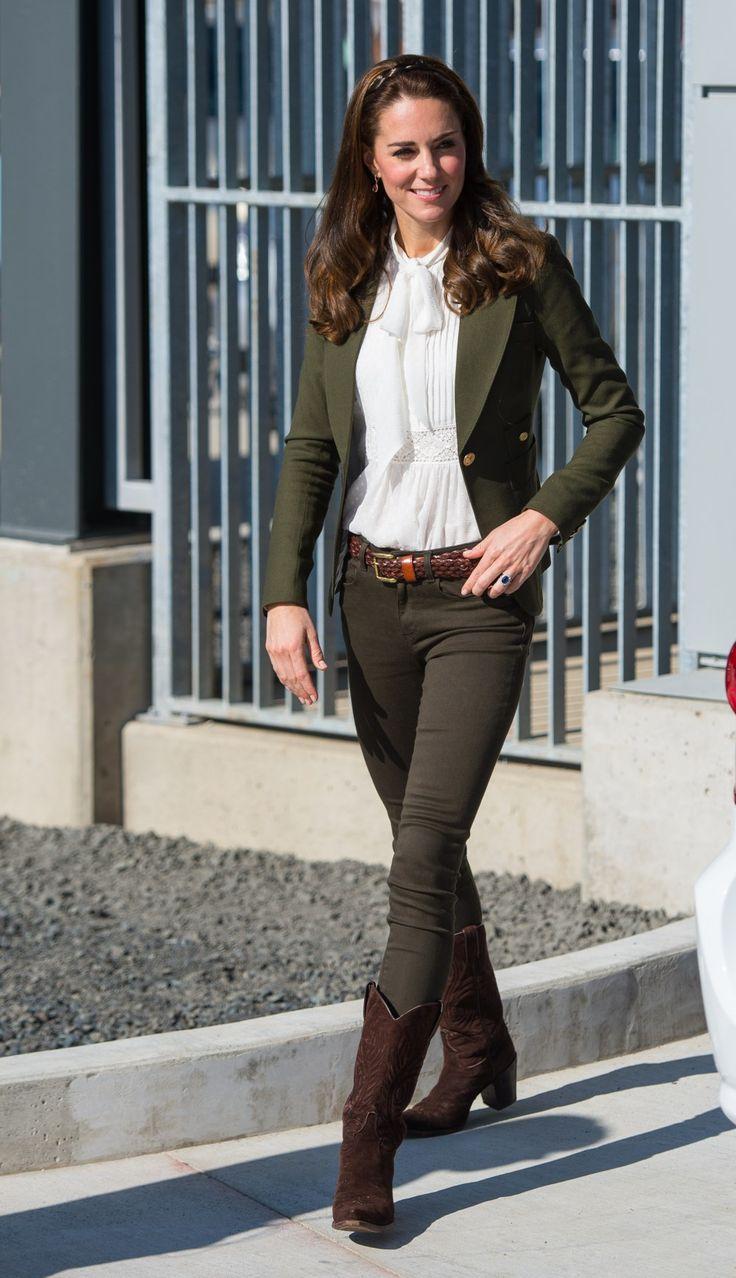 Qu'importe la saison, il est assez fréquent que l'on se penche sur le vestiaire de Kate Middleton pour y puiser quelques idées looks...