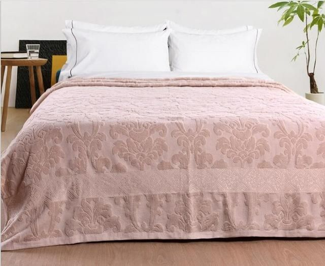 100% Soft Cozy Cotton Thermal Blanket