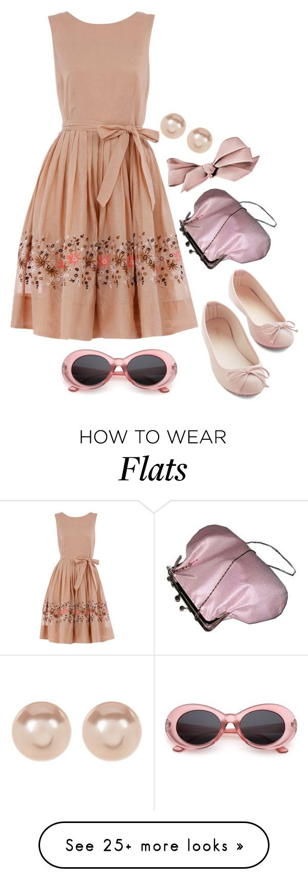 """""""Untitled #3133"""" by kitten89 on Polyvore featuring ZukieStyle, Dorothy Perkins and Nordstrom Rack"""