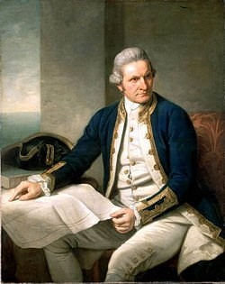 Captain Cook. He explored more of the planet than anyone else in history. It was only possible because of his particular style of leadership. He was a legend in his own lifetime.