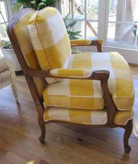 wydeven designs french furniture five major chair styles - Living Room Chair Styles