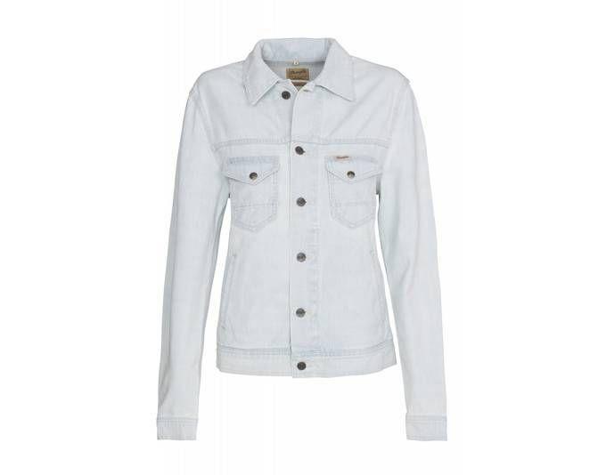 Wrangler Heritage Jacke Damen Jeans-Jacke Freizeit-Jacke Blau mit Kent-Kragen [Größenauswahl: L] Jetzt bestellen unter: https://mode.ladendirekt.de/damen/bekleidung/jacken/jeansjacken/?uid=a915204d-fc17-5eeb-9587-597e492d299d&utm_source=pinterest&utm_medium=pin&utm_campaign=boards #jeansjacken #bekleidung #jacken