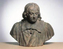 François Lucas, (Toulouse, 1736 - Toulouse, 1813), Pierre de Fermat (mathématicien, polymathe, poète), 1782 ?, Inv.  RA 893. Non exposée. © Toulouse, musée des Augustins – Photo Daniel Martin